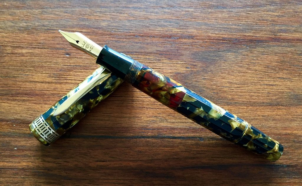 Repairing a Miller stretch vacumatic fountain pen – PMPens